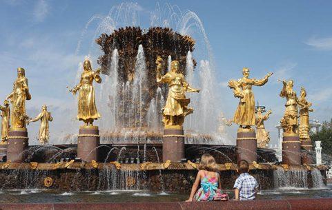 Что посмотреть в России